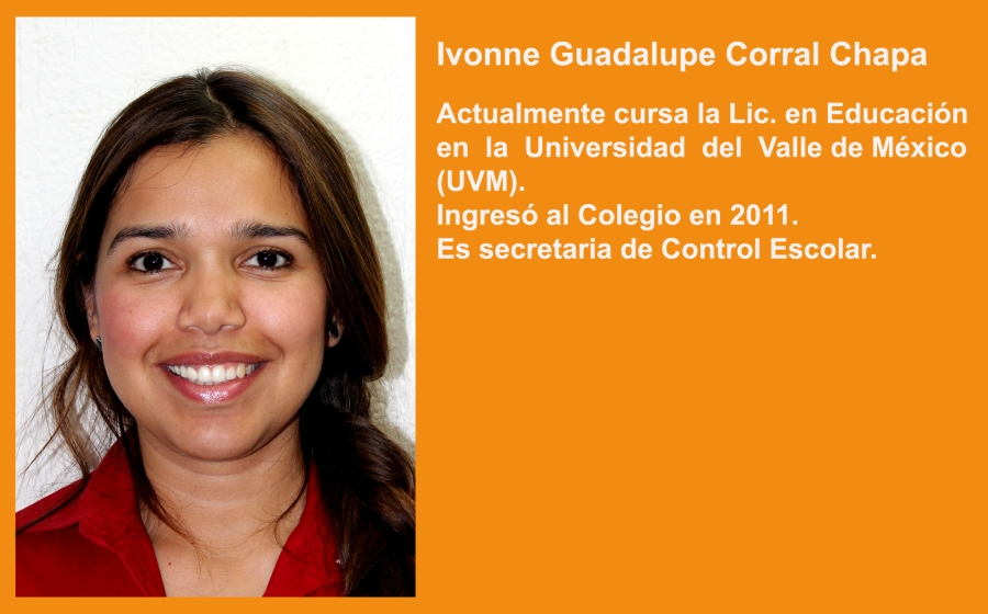 Ivonne Guadalupe Corral Chapa